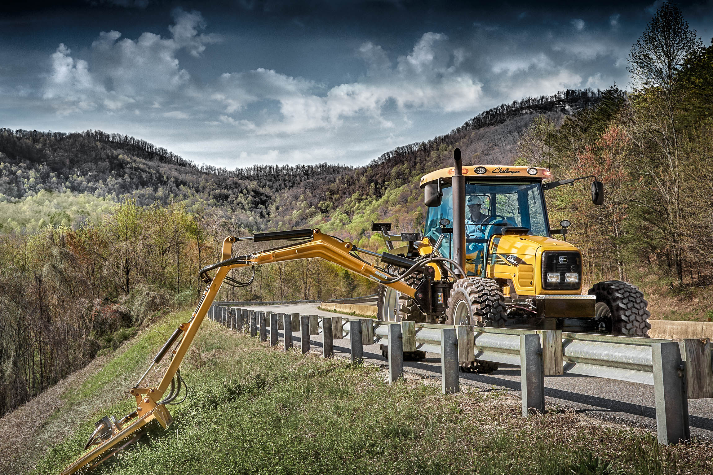 Photography of heavy equipment by Gregory Campbell